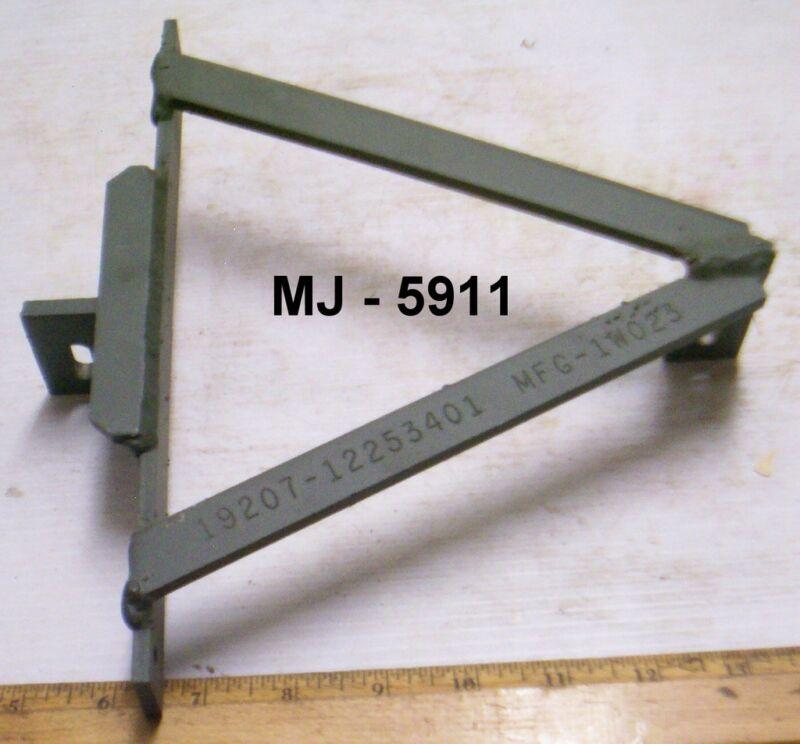 Aluminum Engine Accessory Bracket for Generator Set - P/N: 12253401 (NOS)