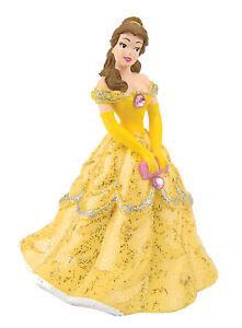 Figurine disney la belle et la b te belle en robe avec strass princesse ebay - Robe la belle et la bete adulte ...