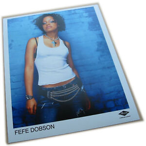 FEFE-DOBSON-2003-Mercury-Records-promo-only-Press-Photo