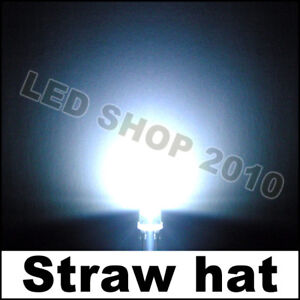 200-pcs-5mm-Straw-hat-white-LED-Wide-Angle-Light-lamp