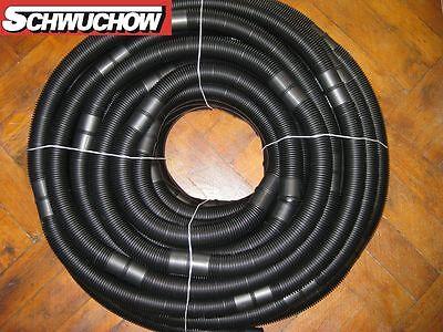Solarschlauch 38 Mm Pool Solar Intex Solarmatte 20 M Saugschlauch Schwimmbad