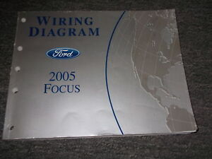 2005 ford focus electrical wiring diagrams ewd repair. Black Bedroom Furniture Sets. Home Design Ideas