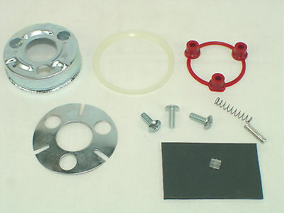 Horn Parts Kit, Deluxe Steering Wheel: 67-68 Camaro