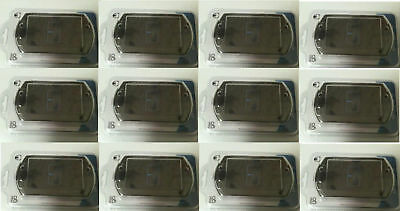 12 Lot Psp Go Clear Hard Shell System Case Casing