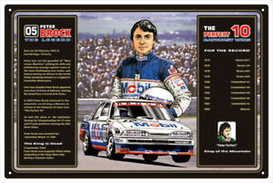 PETER-BROCK-VL-COMMODORE-CAR-TIN-SIGN