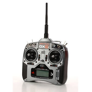 Brand New Spektrum DX6i 6-Channel Transmitter with AR6210 Receiver MD2 Mode 2 !!