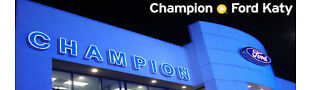 Champion Ford Katy