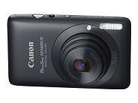New-Canon-PowerShot-SD1400-14MP-4X-Digital-Camera-Black