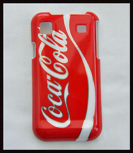 coca cola rouge coque pour samsung galaxy s i9000 ebay. Black Bedroom Furniture Sets. Home Design Ideas