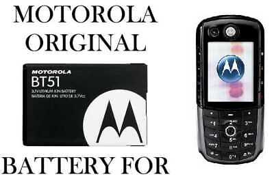 Motorola E1000 C975 V975 V980 Cell Phone Battery 950mah, 3.7v Bt51