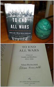To end all wars by adam hochschild summary