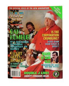 WWF - January, 1995 Back Issue