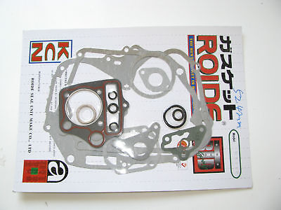 Gas Mini Pocket Bike Parts 54mm Cylinder Engine Gasket Set 125cc