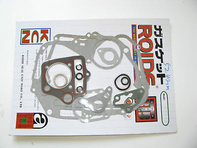 Gas Mini Pocket Bike Parts 54mm Cylinder Engine Gasket Set 125cc