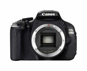 Canon EOS 600D / Rebel T3i 18.0 MP Digit...