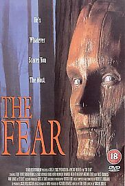 Eddie Bowz THE FEAR ~ 1994 Wes Craven Horror Film | UK DVD