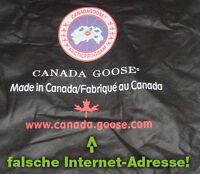 Canada Goose montebello parka replica authentic - Canada Goose Jacken - kleine Fake-Kunde :-)   eBay