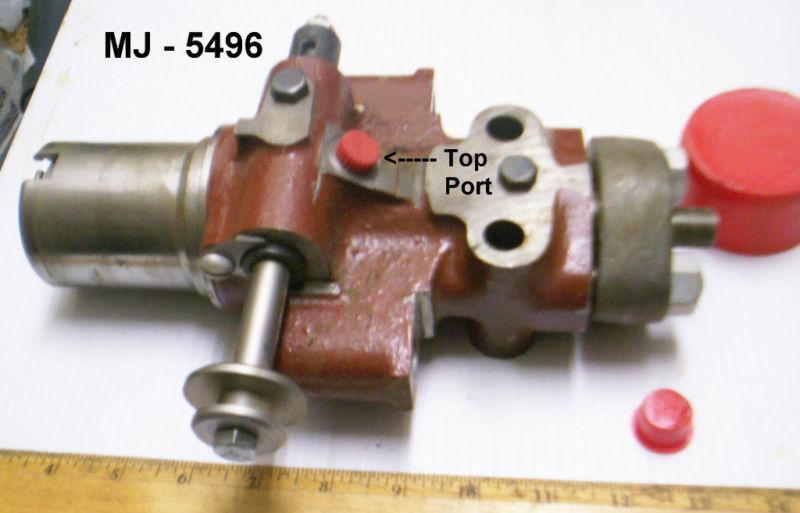ExLarge Fuel Injector for Large Diesel Engine (NOS)