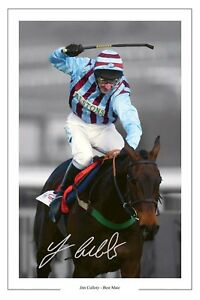 JIM-CULLOTY-BEST-MATE-SIGNED-PHOTO-PRINT-RACING