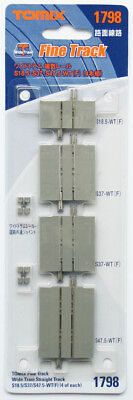 Tomix 1798 Wide Tram Fraction Track Assortment (N scale)