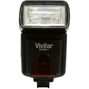 Vivitar DF-283 Shoe Mount Flash for Pentax