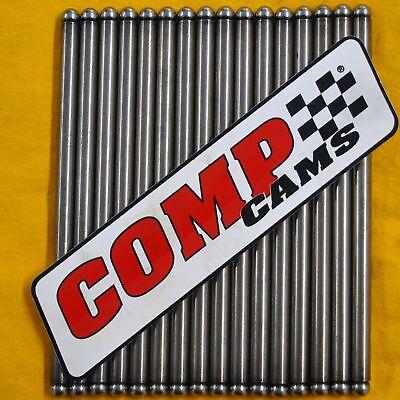 Comp Cams 7809-16 Sbc High Energy Pushrods 5/16 Push Rods 7.266 Retro Fit on Sale