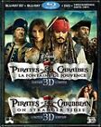 Pirates of the Caribbean: On Stranger Tides (Blu-ray/DVD, 2011, Canadian; French; 3D; Includes Digital Copy)