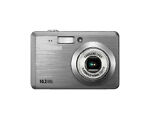 Samsung SL102 10.2 MP Digital Camera - Silver