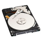 "Western Digital Scorpio Blue 160 GB,Internal,5400 RPM,6.35 cm (2.5"") (WD1600BEVT) Hard Drive"