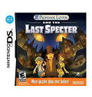 Professor Layton and the Last Specter  (Nintendo DS, 2011)