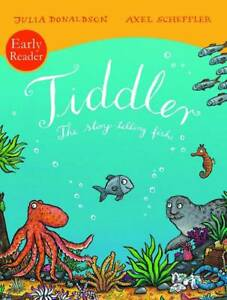 Tiddler-Early-Reader-The-Story-telling-Fish-by-Julia-Donaldson-Paperback
