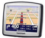 TomTom ONE 125 - USA Automotive GPS Receiver