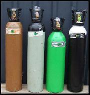 5% Argon / CO2 Mix Mig Welding Cylinders