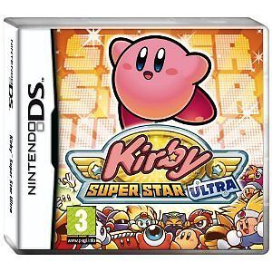 Kirby Super Star Ultra Nintendo NDS DS Lite DSi XL Brand New