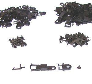 Dapol Coupnem00 Nem Couplings Sets x 20 Pairs (40) - 00 Gauge New Pack -T48 Post