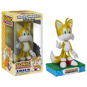 Funko TAILS SEGA WACKY WOBBLER BOBBLEHEAD from Sonic the Hedgehog