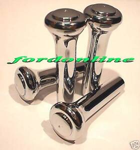 FORD FALCON FAIRNONT FAIRLANE for XA XB XC XD XE XF OLD STYLE DOOR LOCK KNOB 4