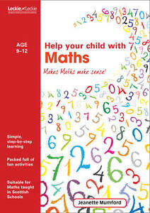 Help Your Child with Maths: Makes Maths Make Sense!, Mumford, Jeanette, New Book