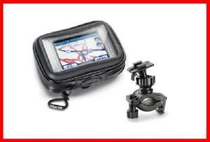 Porta navigatore moto cellularline 4 3 universale gps - Porta navigatore auto ...