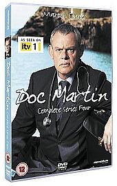 Doc-Martin-Series-4-Complete-DVD-Very-Good-DVD-David-Haig-Selina-Cadell