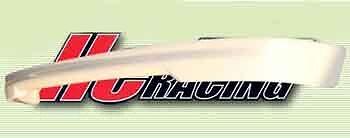 HC RACING HONDA CIVIC 96-00 REAR LIP BUMPER SPLITTER EK4 EK9 EJ9 VTI Z0928