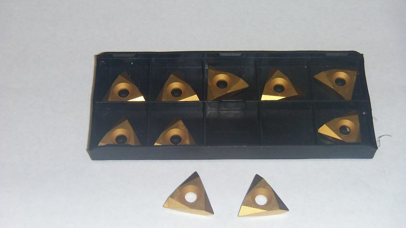NEW 10PCS TNMC-43NV TIN  CARBIDE INSERTS