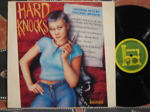AC-DC-Aztecs-STEVIE-WRIGHT-Dingoes-VANDA-YOUNG-The-Angels-HARD-KNOCKS-Oz-LP