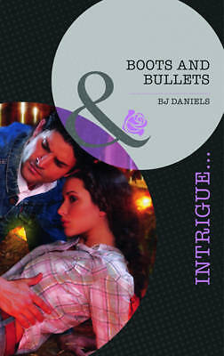 Boots and Bullets (Mills & Boon Intrigue), B.J. Daniels, Used; Good Book
