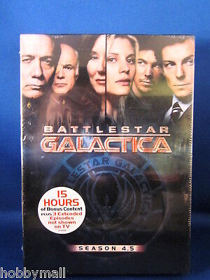 Battlestar Galactica Season 4.5 Dvd Sealed