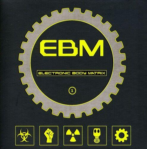 So finden Sie CDs mit EBM & Industrial Sound