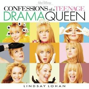 Original-Soundtrack-Confessions-of-a-Teenage-Drama-Queen-Us-Import-CD-2004