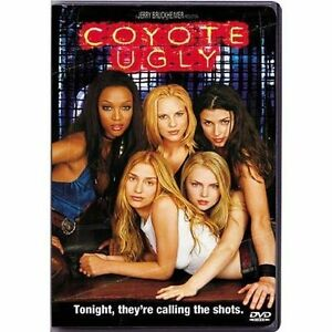Coyote Ugly DVD 2001 - Rocky River, Ohio, United States - Coyote Ugly DVD 2001 - Rocky River, Ohio, United States