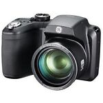 GE X2600 16.1 MP Digital Camera - Black