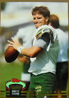Topps Rookie Brett Favre Single Football Trading Cards